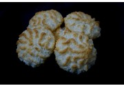 Plain Coconut Macaroons (dozen)