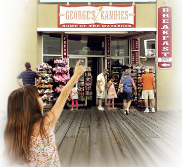 George's Candies History